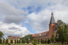 De school van College van de DaLatleraar Royalty-vrije Stock Afbeeldingen