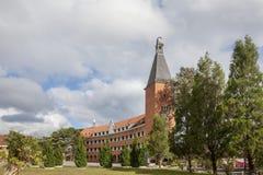 De school van College van de DaLatleraar Stock Foto's