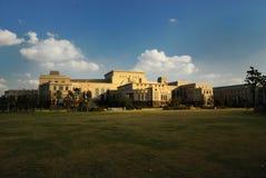 De school van de wet van fudan universiteit Stock Afbeeldingen