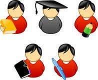 De schoolelement van het onderwijs