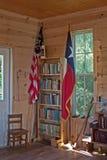 De Schoolhuis van het land Stock Foto's