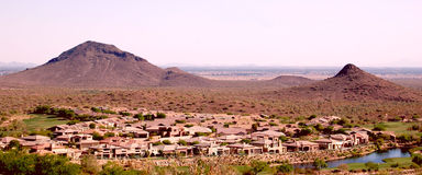 De schoonheid van Arizona Royalty-vrije Stock Foto