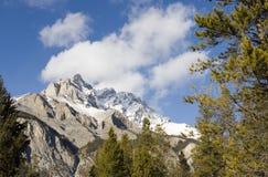 De Schoonheid van de berg Stock Foto