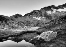 De schoonheid van de berg Royalty-vrije Stock Afbeelding