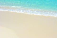 De schoonheid van de Maldiven stock foto's