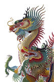 De schoonheid van de provincie, stu van de Draak van stadslichten royalty-vrije stock afbeelding