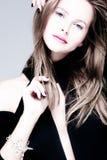 De schoonheid van de vrouw Royalty-vrije Stock Fotografie
