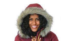 De schoonheid van de winter royalty-vrije stock afbeeldingen