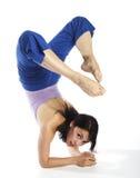 De Schoonheid van de yoga Royalty-vrije Stock Foto