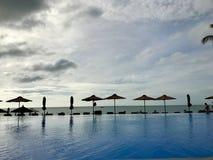 De Schoonheid van Hainan Royalty-vrije Stock Afbeeldingen