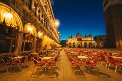 De Schoonheid van Italië Venetië Royalty-vrije Stock Foto's