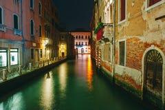 De Schoonheid van Italië Venetië Stock Foto