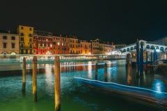 De Schoonheid van Italië Venetië Stock Foto's