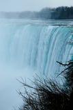 De schoonheid van Niagara-Dalingen Stock Afbeeldingen