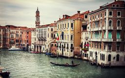 De schoonheid van Venetië stock foto