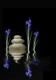 De Schoonheid van Zen Royalty-vrije Stock Afbeeldingen