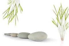 De Schoonheid van Zen Royalty-vrije Stock Fotografie
