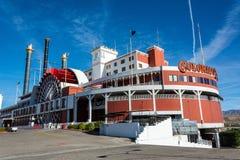 De Schoonheidhotel van Colorado in Laughlin, Nevada stock afbeelding