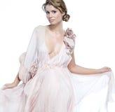 De schoonheidsmanier van de vrouw Royalty-vrije Stock Afbeelding
