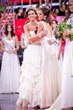 De schoonheidswedstrijd van misser Russia 2010 Stock Foto's