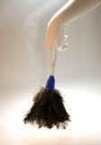 De schoonmakende dienst Stock Foto's