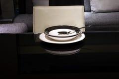 De schotel van Dinning Royalty-vrije Stock Foto's