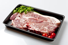 De Schouder van het varkensvlees Stock Fotografie