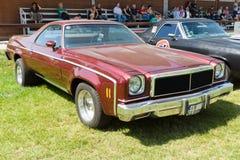 De Schrijver uit de klassieke oudheid van Chevrolet Gr Camino, 1975 Royalty-vrije Stock Afbeelding