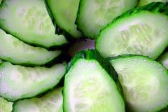 De Schroef van de komkommer Stock Foto