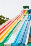 De schuif van de kleur Stock Foto