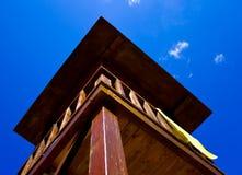 De Schuilplaats van de badmeester Royalty-vrije Stock Foto