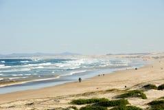 De Scène van het strand Royalty-vrije Stock Foto's