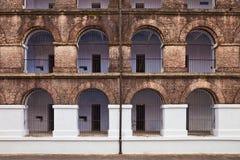 De Sectie van de Gevangenis van Blair van de haven stock foto's