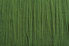 De seda verde Foto de Stock Royalty Free