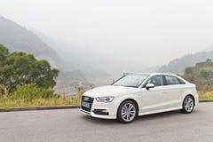 De Sedan 2014 Model van Audi S3 Royalty-vrije Stock Afbeelding
