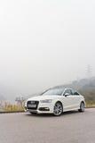De Sedan 2014 Model van Audi S3 Royalty-vrije Stock Foto