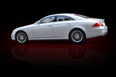 De Sedan van de luxe royalty-vrije stock fotografie