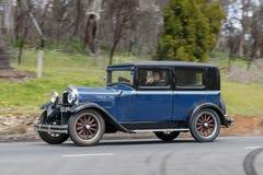 1929 de Sedan van Essex Eiser Stock Foto