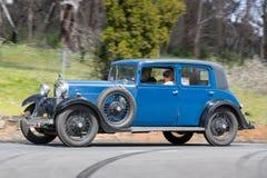 1932 de sedan van Ford B Stock Afbeelding
