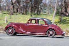 1950 de Sedan van Riley RMB Royalty-vrije Stock Afbeeldingen