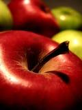 De selectie van de appel stock afbeeldingen