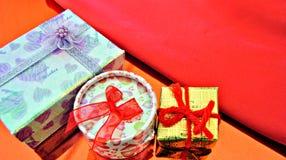 De selectie van de gift Royalty-vrije Stock Foto's