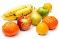 De selectie van het fruit royalty-vrije stock afbeelding