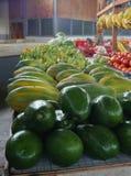 De selectie van het fruit Stock Foto