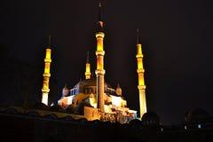 De Selimiye-Moskee stock afbeelding