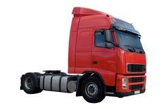 De semi Cabine van de Vrachtwagen Royalty-vrije Stock Foto