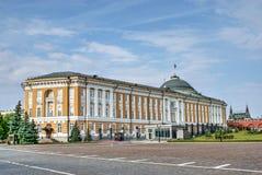 De Senaat van het Kremlin Royalty-vrije Stock Afbeeldingen