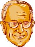 De Senator van Bernie Sanders de V.S. Stock Afbeelding