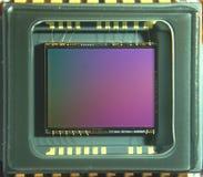 De sensor van het beeld Stock Foto