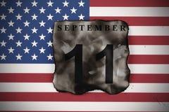 11 de septiembre Foto de archivo libre de regalías